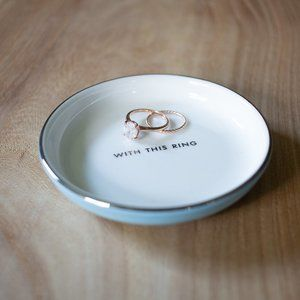 Kate Spade Take the Cake™ Ring Dish
